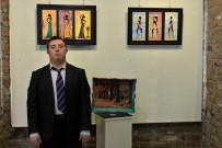 BEDENSEL ENGELLİ - 'Sessiz Oluşum' Sergisi Açıldı