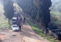 CEPHANELİK - Sınıra Askeri Sevkiyat Sürüyor
