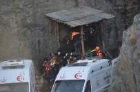 CUDI DAĞı - Şırnak'ta Kuyuya Düşen İşçilerin Cansız Bedenine Ulaşıldı