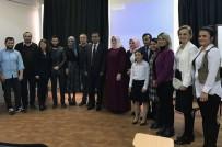 HITIT ÜNIVERSITESI - Sungurlu'da 'Genç Girişimciler' Paneli Düzenlendi