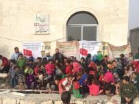 UÇUŞA YASAK BÖLGE - Suriye'ye 2 Bin Kişilik Cami