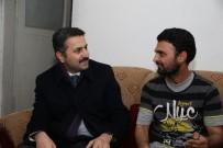 MEHMET TÜRKMEN - Taliban'ın Zulmünden Kaçak Aileye Ziyaret
