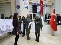 PEYAMİ BATTAL - Van YYÜ'de Diş Hekimi Adayları Törenle Beyaz Önlüklerini Giydi