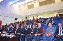 BITLIS EREN ÜNIVERSITESI - Yurt İçi Akademik Danışmanlar Toplantısı HRÜ'de Yapıldı