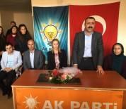 AK Parti Mardin İl Başkan Vekili Abdulhamit Ete Açıklaması