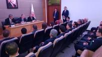 AK Parti Merkez İlçe Teşkilatı Grup Toplantısına Katıldı