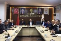 ŞANLIURFA MİLLETVEKİLİ - AK Parti Şanlıurfa Milletvekili Kemalettin Yılmaztekin Açıklaması