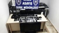 ŞELALE - Antalya'da Hırsızlık Şebekesi Çökertildi