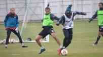 VE GOL - Atiker Konyaspor, Vitoria Guimares Maçının Konya'daki Son Çalışmasını Yaptı