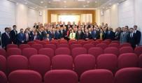 Avşar İl Başkanları Toplantısına Katıldı