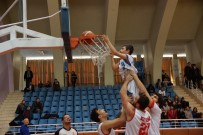 Aydın'da Engelli Sporcular Basketbol Maçında Buluştu