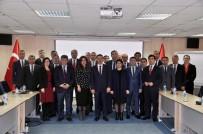 SAYIŞTAY - Azerbaycan Cumhuriyeti Hesaplama Palatası (Sayıştay) Uzmanlarının Gelişimine Destek