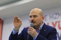 KEMAL KILIÇDAROĞLU - Bakan Soylu, Kılıçdaroğlu'na Ateş Püskürdü
