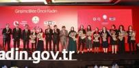 KADıN HAKLARı  - Başarılı Kadın Girişimcilere Toplamda 50 Bin Lira Ödül Dağıtıldı