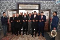AZİZ YILDIRIM - Başkan Asya, Camii Açılışına Katıldı
