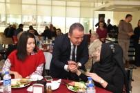 ALTI NOKTA KÖRLER DERNEĞİ - Başkan Böcek, Engelli Dernekleri Üyeleriyle Buluştu