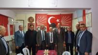 Başkan Yalçın, CHP'nin İlçe Kongresine Katıldı