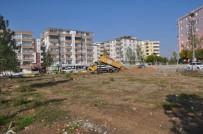 AŞIK VEYSEL - Batman Gültepe Mahallesi'ne Yeni Bir Park Daha Yapılıyor