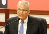 METİN LÜTFİ BAYDAR - Baykal'dan Cumhurbaşkanı Ve Başbakan'a Teşekkür
