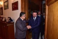 Bem Bir- Sen Genel Başkan Yardımcısı Sevinç'ten Başkan Yağcı'ya Ziyaret