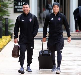 Beşiktaş Almanya'ya eksik gitti