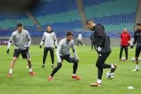 RED BULL - Beşiktaş, Leipzig Maçı Hazırlıklarını Tamamladı