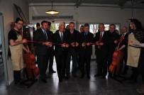 BEÜ Çalgı Yapımı Bölümü Binasının Açıldı