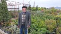 Burhaniye'de 50 Yıllık Çiçekçi Takdir Topladı