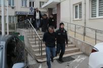 OVAAKÇA - Bursa'da Bin 500 Kişiyi Zehirleyecek Uyuşturucu Tacirleri İşte Böyle Yakalandı