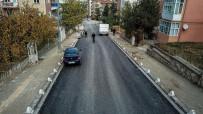 Büyükşehir Yol Çalışmalarına Devam Ediyor