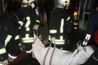 ÇAMAŞIR SUYU - Cesedi, Tavandan Dükkana Dökülen Kurtlar Buldurdu