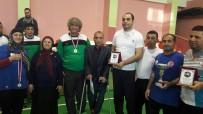 CEYHAN - Ceyhan'da Paravolley Takımlarından Farkındalık Maçı