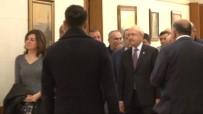 KEMAL KILIÇDAROĞLU - CHP Lideri Kılıçdaroğlu Londra'ya Gitti