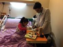 LÖSEMİ HASTASI - Çocukların Hayalleri, 'Leyla'dan Sonra' Projesi İle Gerçekleştiriliyor