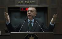 ÖZGÜR SURİYE - Cumhurbaşkanı Erdoğan Açıklaması 'Birtakım Çevrelerin İddia Ettiği Gibi Bir Yolsuzluk Davası Yoktur'