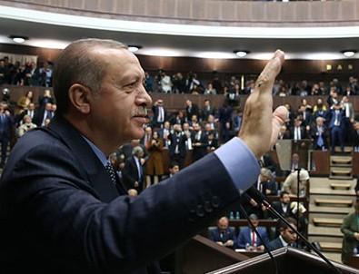 Cumhurbaşkanı Erdoğan'dan flaş Kudüs çıkışı