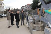 Devrek Belediyesi Şehir Merkezine Asfalt Dökecek