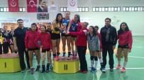 BAYAN VOLEYBOL TAKIMI - DÜ Bayan Voleybol Takımı 1. Lig'de