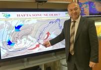 SAĞANAK YAĞMUR - Ege'de Hava Sıcaklığı 10-15 Derece Düşecek