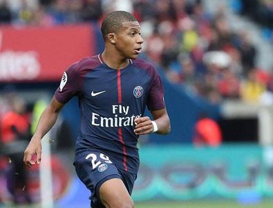 En değerli genç futbolcu Mbappe