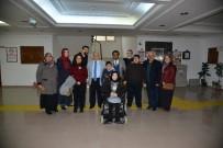 BAKIM MERKEZİ - Engellilerden Vali Şentürk'e Ziyaret