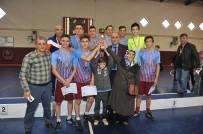 Futsalda Lise Öğrencileri Hünerlerini Gösterdi