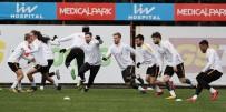 FLORYA - Galatasaray'da Akhisarspor Hazırlıkları Sürüyor