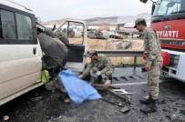 Gaziantep'te Katliam Gibi Kazada Hüzünlendiren Görüntü