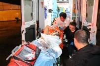 Gazinoda Çalışan Travestiyi Vurup Hastane Bahçesine Attılar