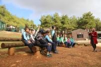 Gençlik Kampında Fen Bilimleri Dersi İşlediler