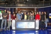 DOĞAN ŞENTÜRK - İletişim Bilimleri Fakültesi Öğrencilerinden Medya Kuruluşlarına Ziyaret