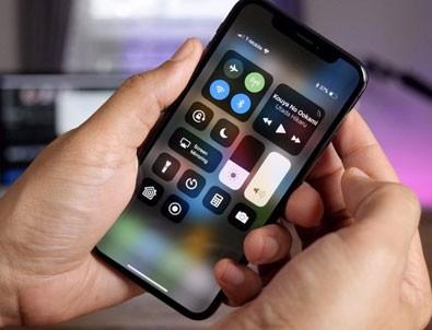 iPhone X'te bir hata daha