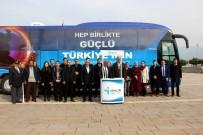 MEHMET YÜKSEL - İŞKUR İstihdam Otobüsü İskenderun'da