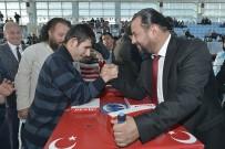 Karaman'da Engelsiz Spor Şöleni'nin 8'Ncisi Düzenlendi